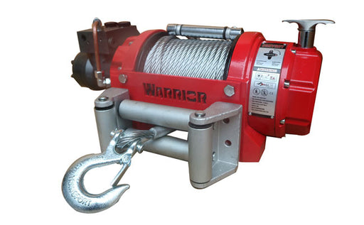 RV 8000 Hydraulic Winch - Short Drum from Winchshop UK
