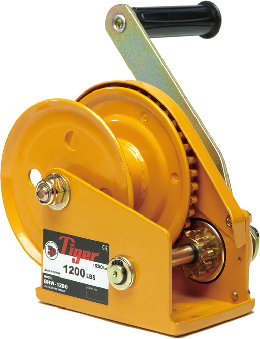 TIGER BRAKE WINCH 550kg ( NOISELESS) 158.2.1
