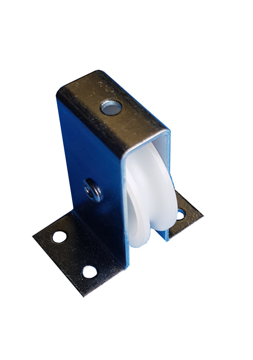WEBI Pulley Type ETT-156P - Polymide (Nylon) Pulley with Galv Bracket (ETTER) - 155-11