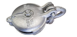 Galvanised Forestry Yarding Pulley