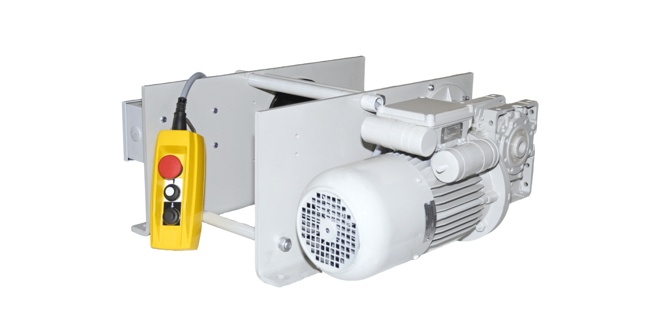 EW 990Kg | Gebuwin | Electric worm gear winch 230v or 440v Ref: 156-29