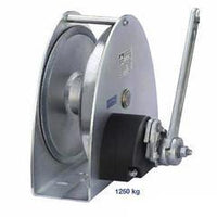 HA-KWE -Haacon Stainless Steel (304) Spur Gear Hand Winch , best price