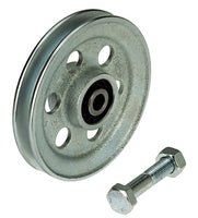 WEBI Pulley Type ETT-74 - Galvanised Cast Iron Pulley