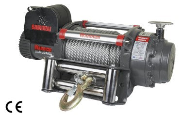 Samurai 20000 (9072kg) Electric Winch with Steel Cable