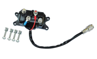 ATV 12v Contactor With Air Socket