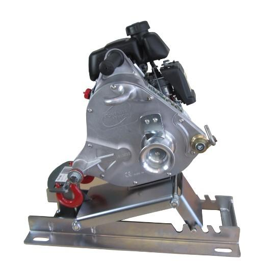 Floor Mount Winch Anchor Ref: 167-16