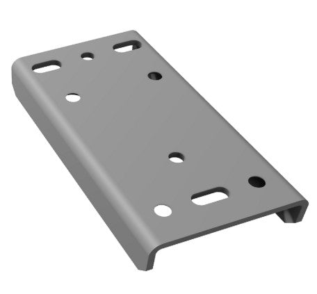Goliath Winch Wall Plate Platinum Support Ref: 151-10
