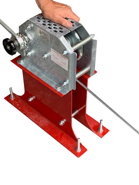 Winch riser - support for Speed Winch Ref: 160-1-8