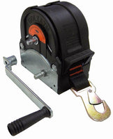 GO-TS Series Goliath Boat Trailer Security Winch - Replacement drum,  complete with strap and hook