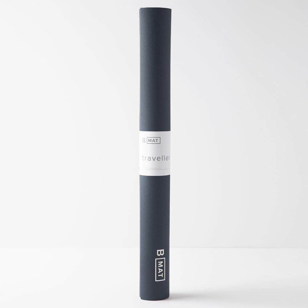B MAT Traveller Long 2mm Charcoal, B Yoga