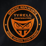 Blade Runner Tyrell Corporation Logo Inspired Plaque Prop Replica (Home Decor' / Plaque)