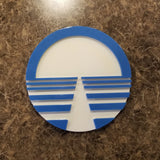 Horizons Entranceway Plaque Inspired Sign ( Disney Epcot Prop Inspired Replica )
