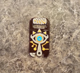 Zelda Breath of the Wild Inspired Magnet Prop Replica - Sheikah Slate Magnet