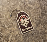 Personalized Polynesian Resort Inspired Luggage Tag - Your Name Here! ( Disney Prop Inspired Replica )