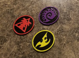 StarCraft Race Emblem Coasters - 3 Coaster Set