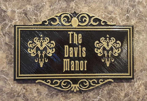 personalized address signs plaques ye olde proppe shoppe llc