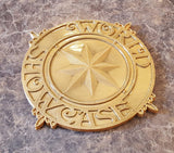 World Showcase Medallion Inspired Sign / Plaque Prop Replica