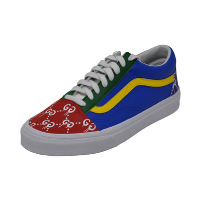 "Vans Old Skool Leather ""Colors"" - GUCCI Pack"