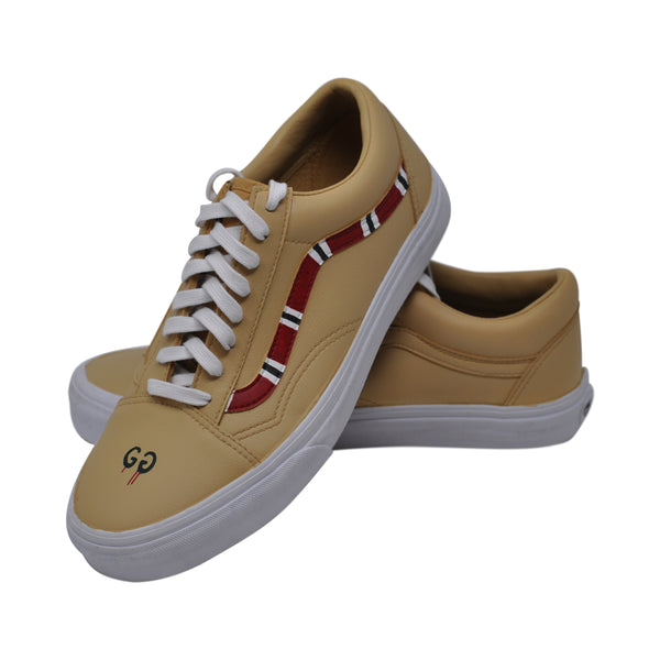 "Vans Old Skool Leather ""KING"" Size 8 - GUCCI Pack"