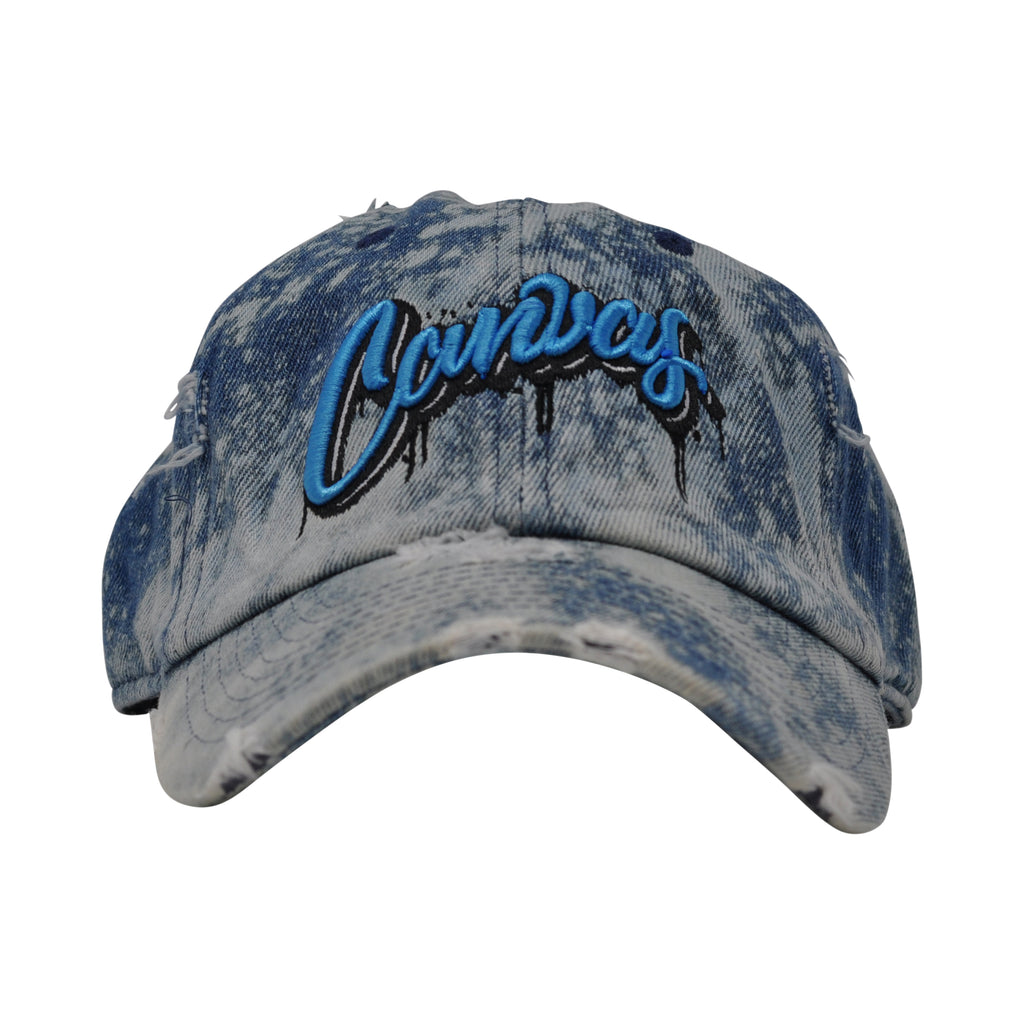 Canvas Vintage ACID WASHED Dad Hat