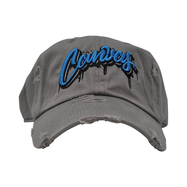 Canvas Vintage Dad Hat