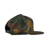 Canvas Snapback Hat
