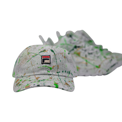 "FILA Disruptor II ""Lucky"" - Splash Pack w/ Hat"