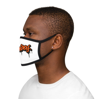 Canvas Halloween Edition Face Mask - LIMITED