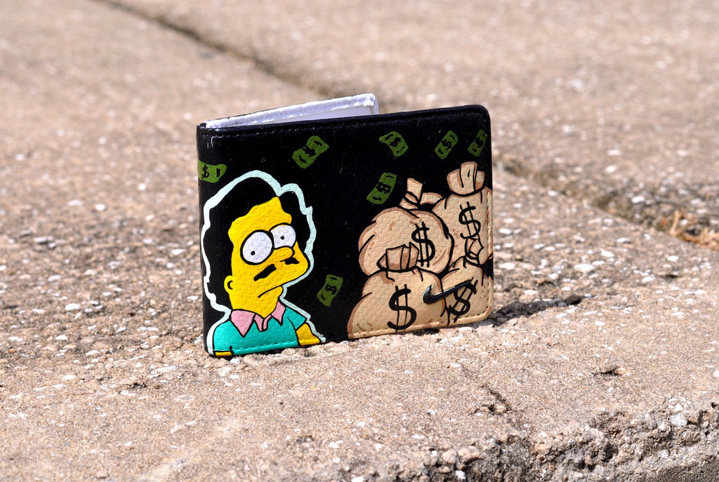 "The ""Moneybags P"" Wallet"