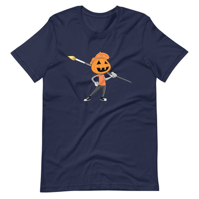 Canvas Pumpkin Head Unisex T-Shirt - LIMITED