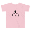 The Artman Toddler Short Sleeve Tee