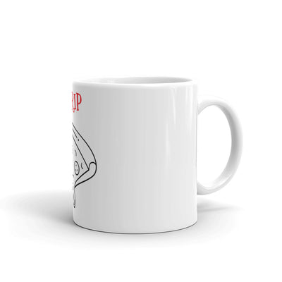 Canvas Pizza Drip Mug