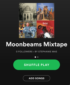 Moonbeams Mixtape