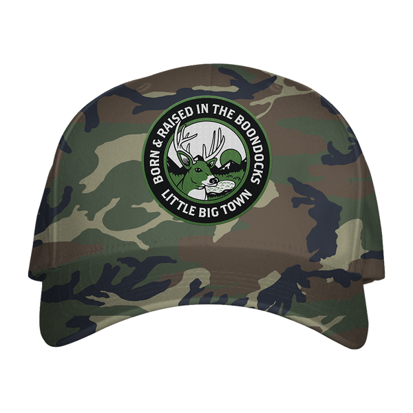 Boondocks Camo Hat
