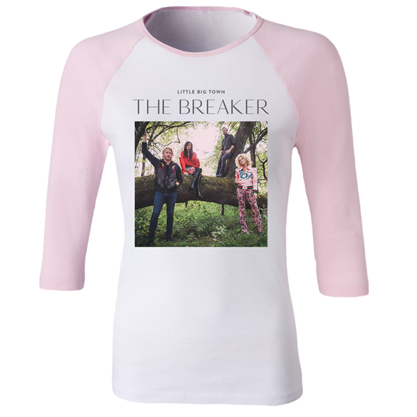 The Breaker Raglan