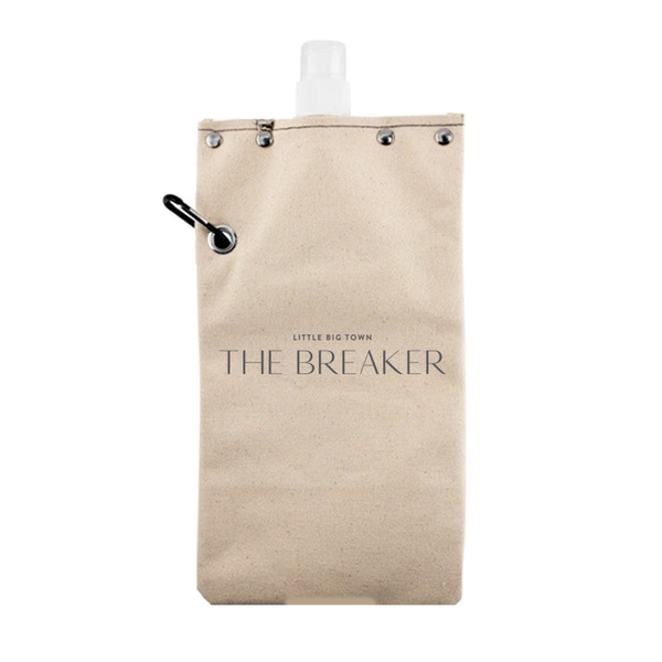The Breaker Wine Tote Bag