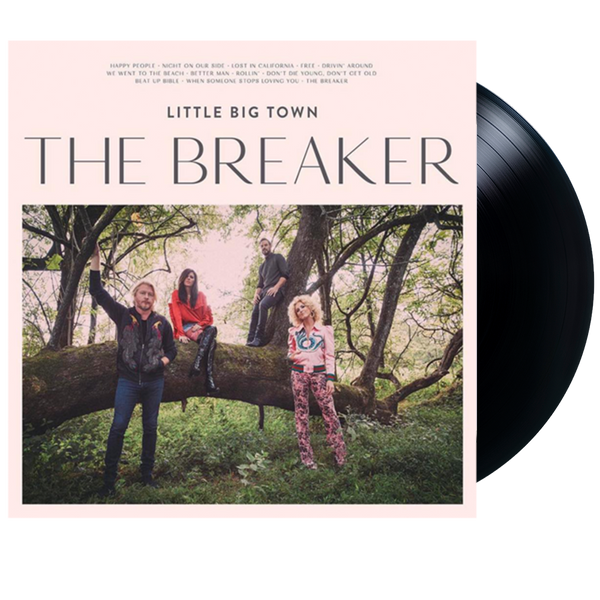 The Breaker Vinyl
