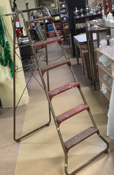 Mid Century Painter's Ladder