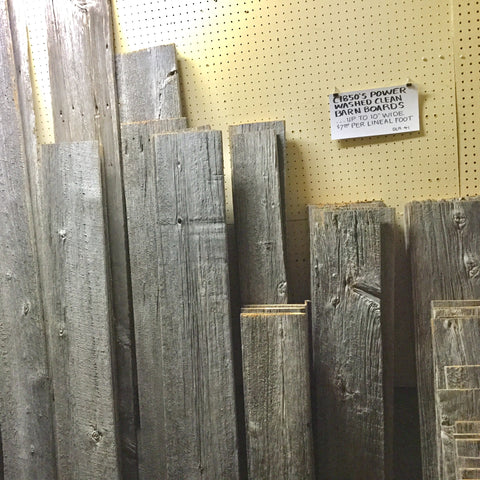 1850 Barn Boards