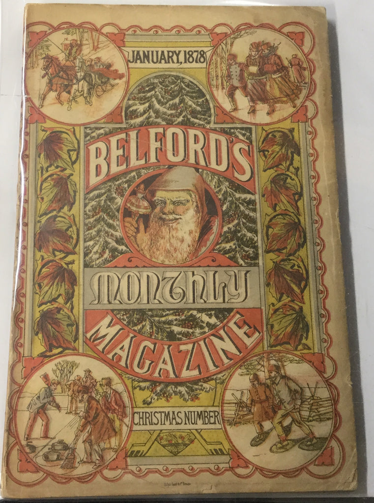 1878 Belford's Monthly Magazine