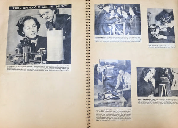 1940 Superman Scrapbook