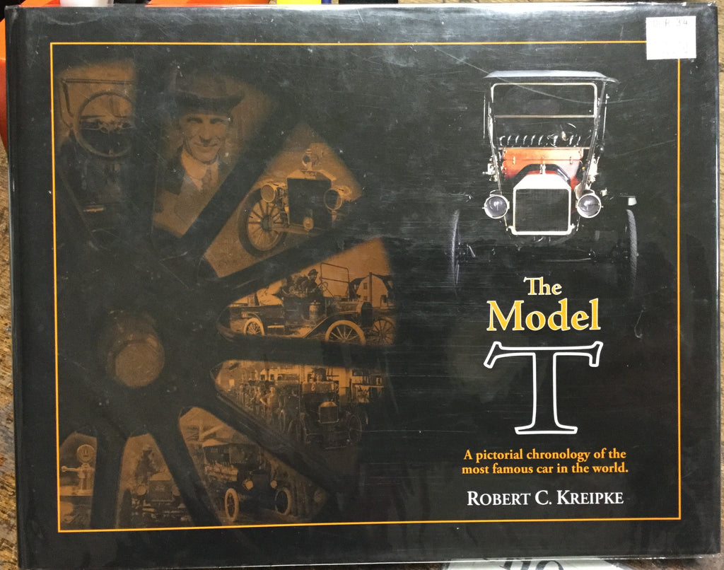 The Model T Book