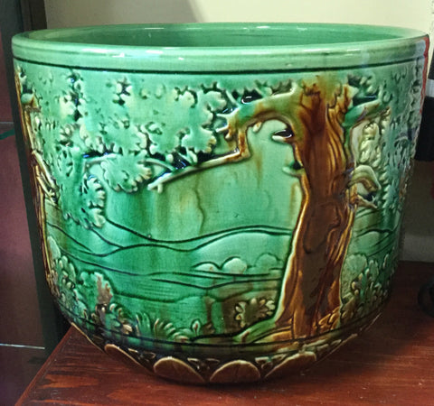 Tree Themed Jardiniere