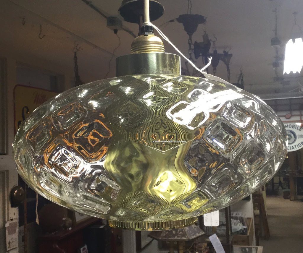 Mid Century Ceiling Light