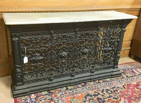 Victorian Radiator Cover