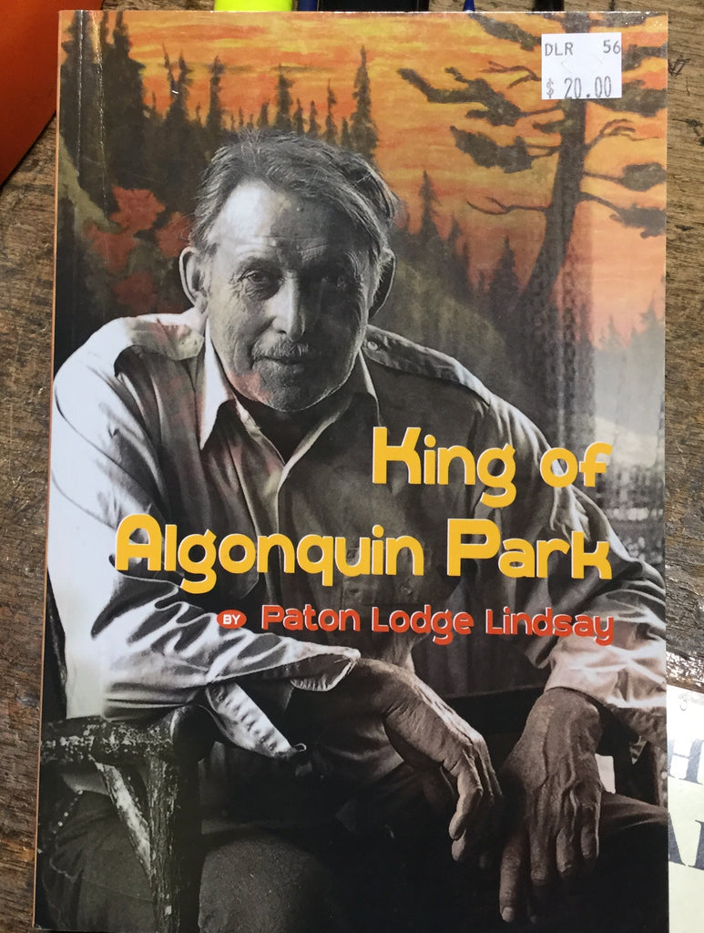 King Of Algonquin Park Book