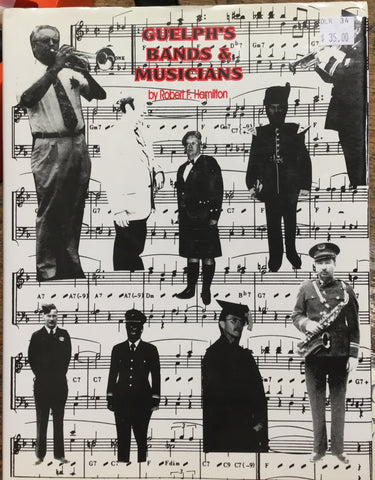 Guelph's Bands and Musicians Book