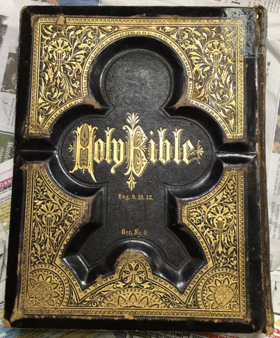 1883 Salesman's Sample Bible