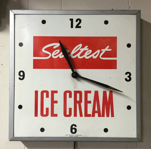 Sealtest Clock