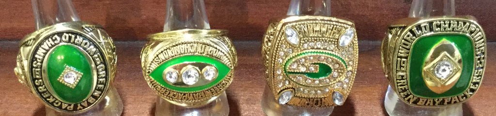 Green Bay Packers Championship Rings
